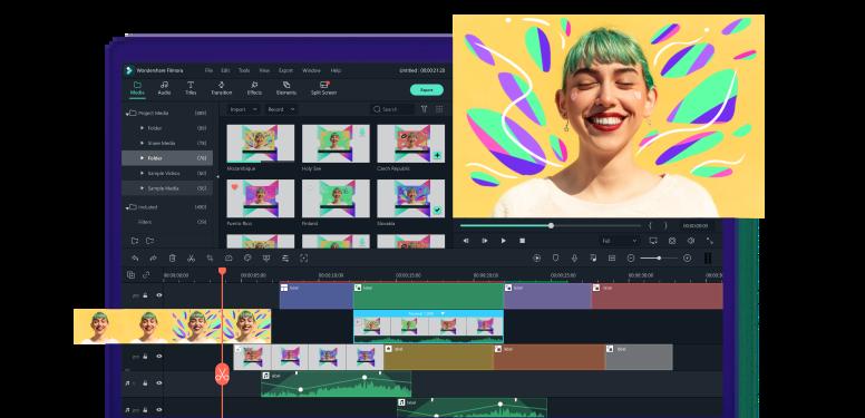 Wondershare Coupon Codes - WonderShare Filmora Video Editor Software starting at just $7.99
