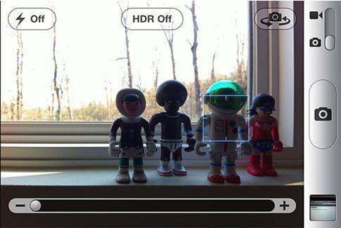 iPhoneでHDR写真を撮影