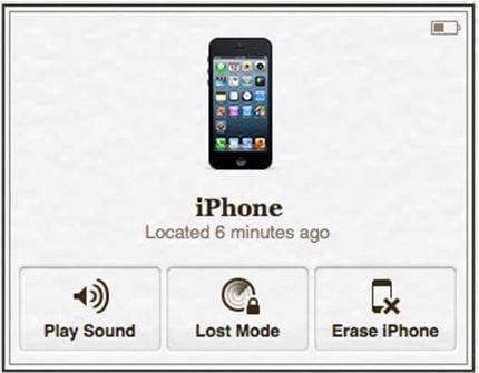hitta iphone icloud