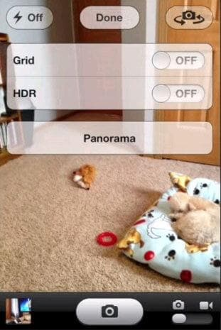 panoramic photo app