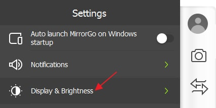 MirrorGo Animation is Freezing step 2