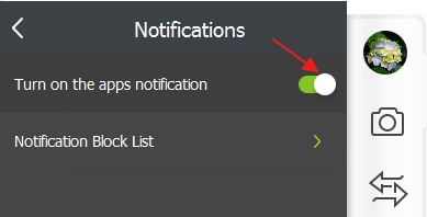 receive phone notifications on PC step 3
