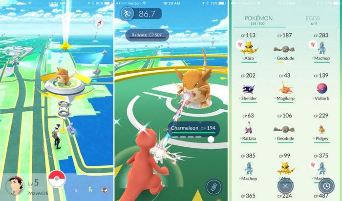 How to Play Pokémon GO - gym battles
