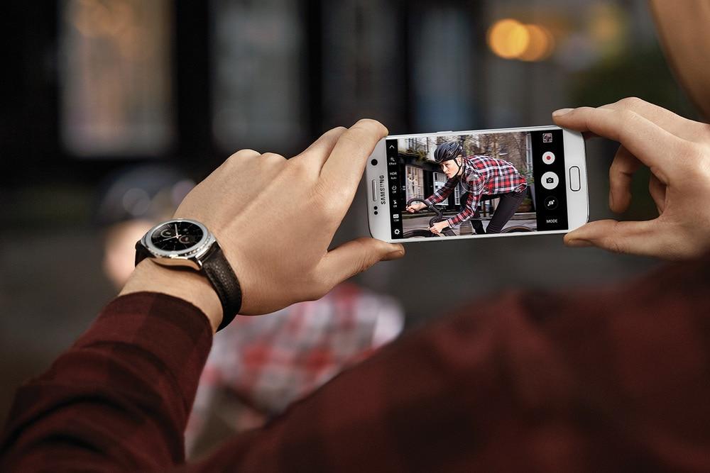 Herramienta para la transferencia de Fotos de Samsung Galaxy S7