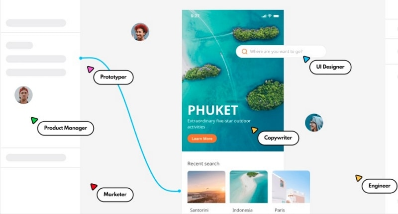 adobe xd collaboration real time