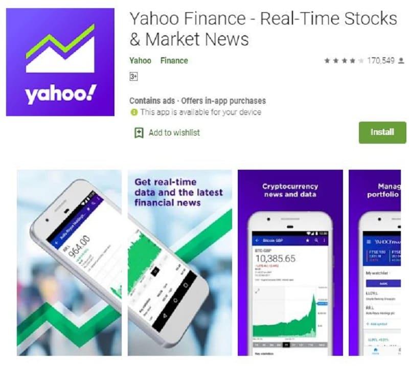 best stock widget android