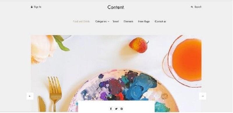 blogger website templates