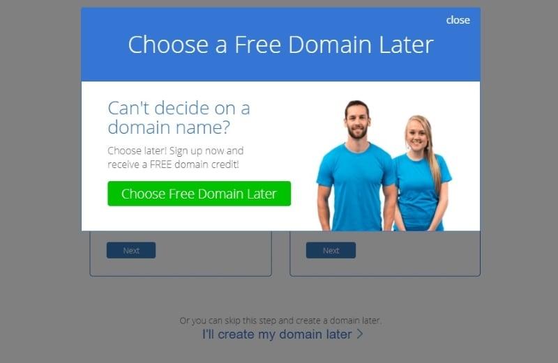 develop my own website