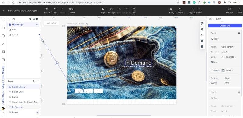 online store builder free