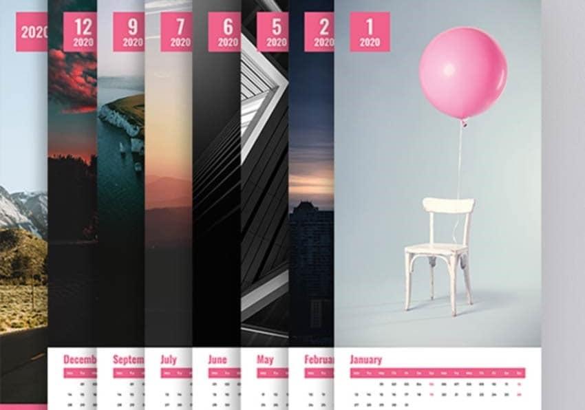 cool calendar designs