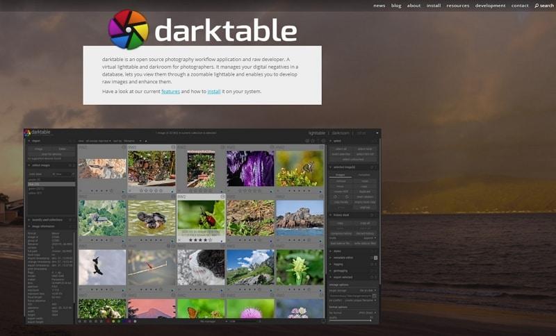 web design Ubuntu