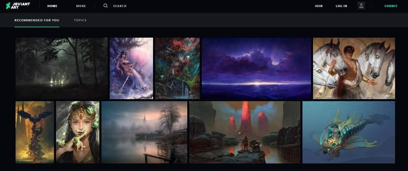 best website icons