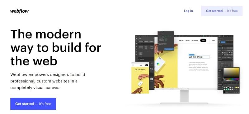 best web building sites