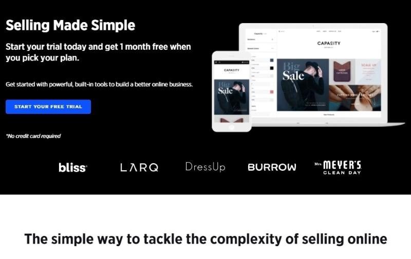 best website builder for online store