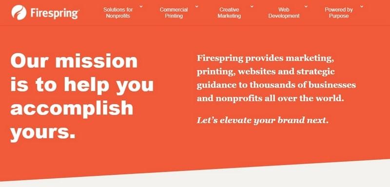 well designed non profit websites