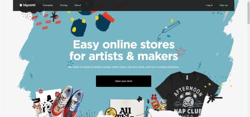 ecommerce website for sale