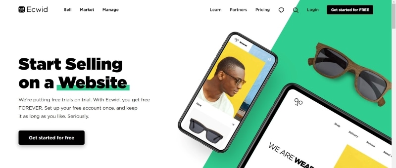 making an ecommerce website