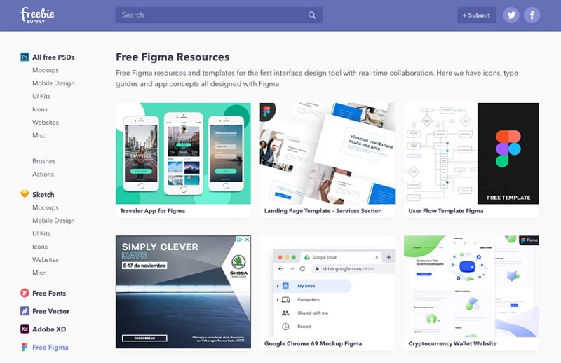figma free resources