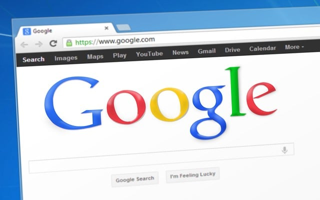 google site template