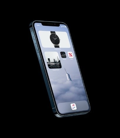 iPhone home screen layout ideas 2019