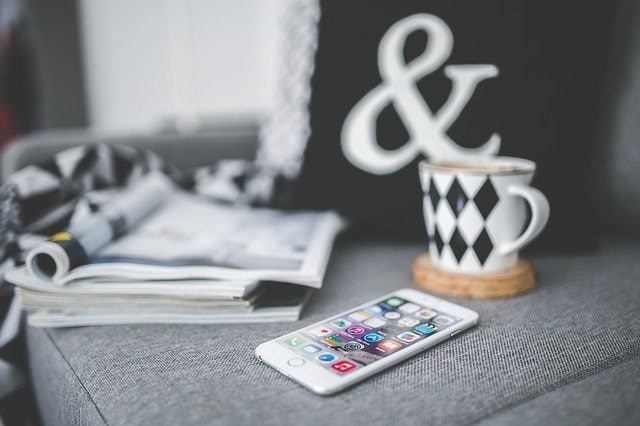 iPhone home screen ideas