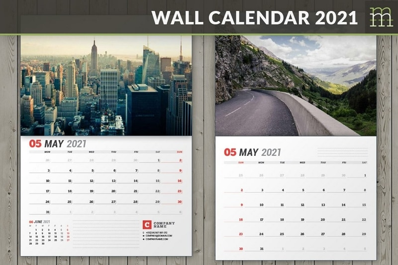 create calendar in indesign