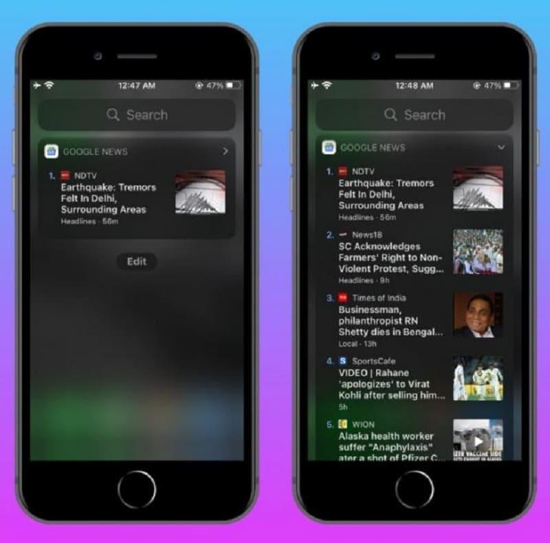 best iphone widgets