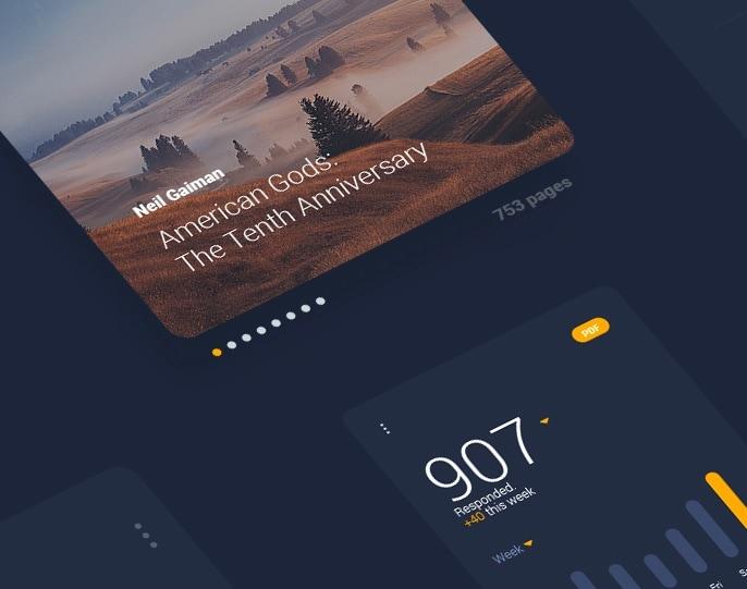 app wireframe kit