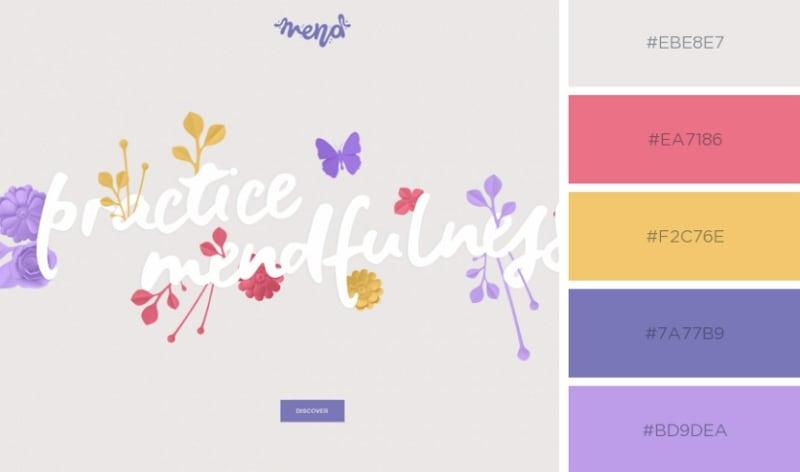 best web color palettes