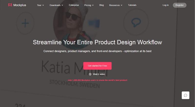 simple header design
