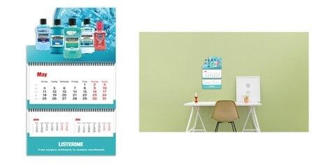 modern calendar design