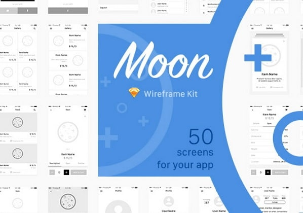 sketch ios wireframe template