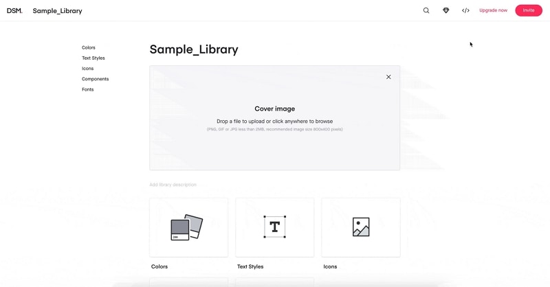 invisiondesign system manager