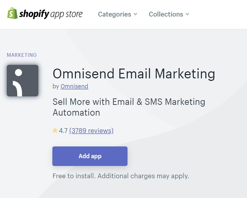 shopify store app