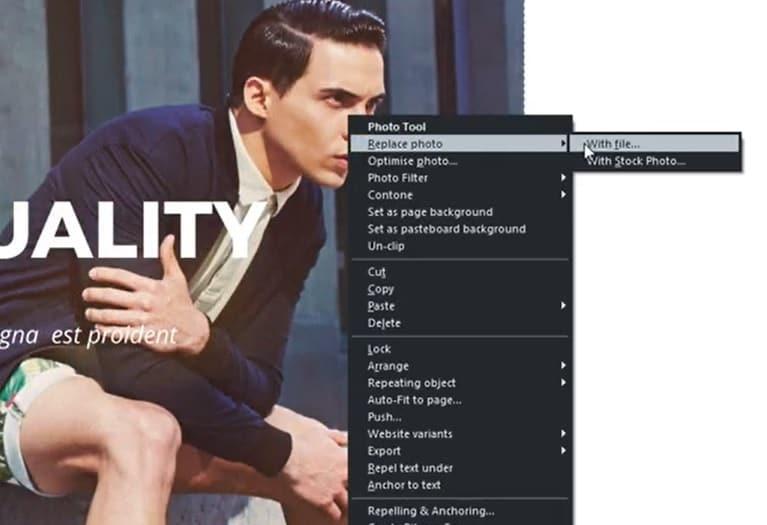 magix xara web designer