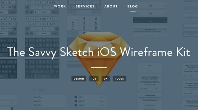 android wireframe sketch template