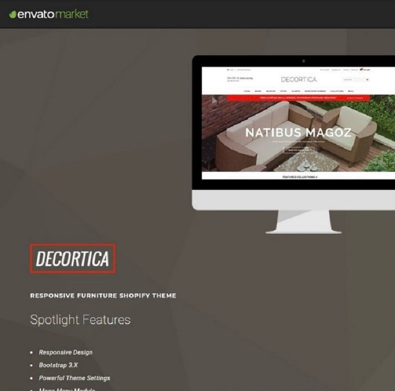 Shopify store templates