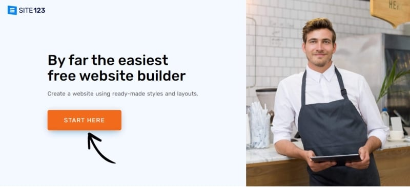 cheapest website builder for small business