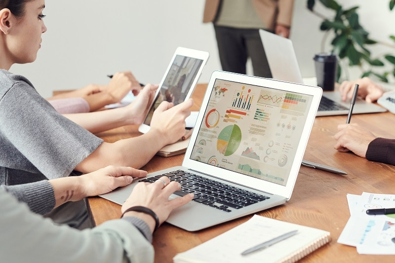 Data analysis in research
