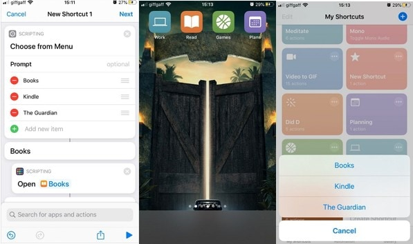 iPhone home screen layout ideas Tumblr