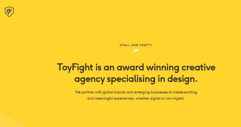 graphic designer portfolio website