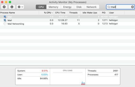 common issues with apple mail on macos 11