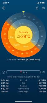 weather channel widget iphone