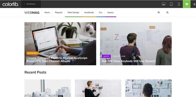 template bootstrap responsive free