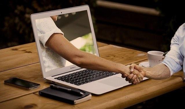 website copy online