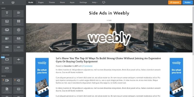best free website builder for blogs