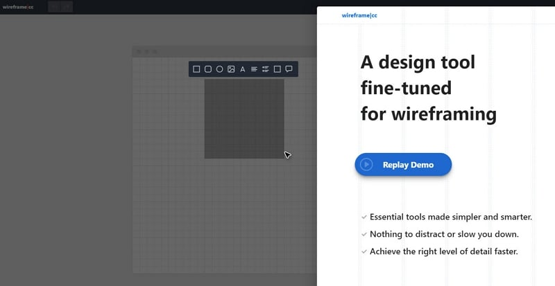 android wireframe template pdf
