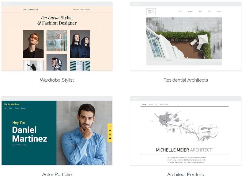 wix blog templates