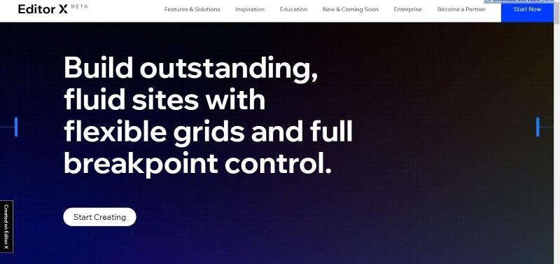 wix site