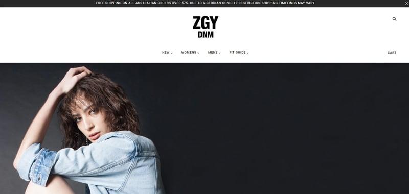 header design html